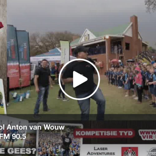 Laerskool Anton van Wouw #SMBG2018