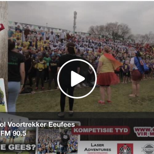 #SKOOLMETDIEBESTEGEES – Laerskool Voortrekker Eeufees