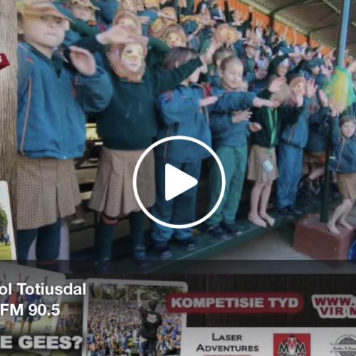 #SKOOLMETDIEBESTEGEES – Laerskool Totiusdal