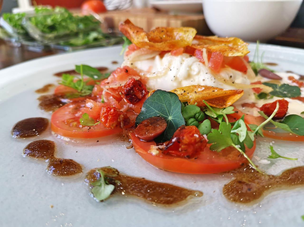 Ramon Gouws – Roma Salad