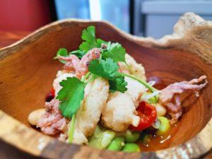 Ramon Gouws – Crunchy Calamari