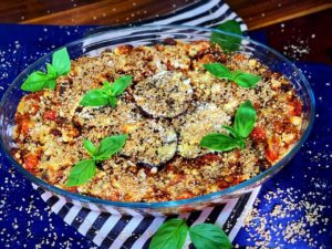 Izelle Hoffman – Meat Free Mondays Vegetable Bake