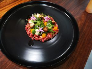 Ramon Gouws – Asian Steak Tartare