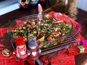 Izelle Hoffman – Festive Green Vegetable Bake