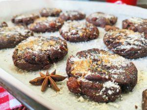 Izelle Hoffman – Mint Brownie Biscuits