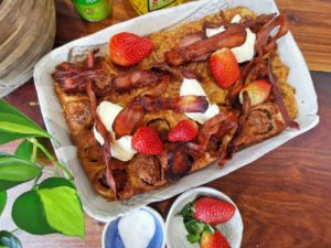 Suzanne Crozier – French toast rolls