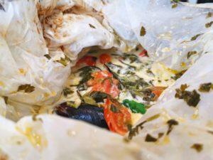 Pellie Grobler – Mussels en Papillote