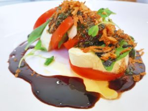 Pellie Grobler – Caprese Salad