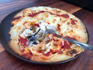 "Fortunato Mazzone – ""Cheat"" stuffed pasta shells- Lumaconi Lite"