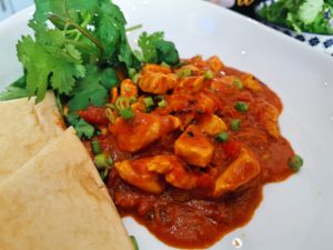 Karen Blanché – Butter Chicken Curry