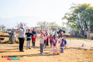 #JouMenseMyMense saam met SPAR – Laerskool Kameeldrift, 3 Junie